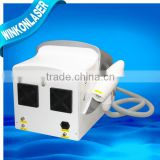 2015 alibaba factory price fda approved active Q-switch nd:yag laser for anti wrinkle machine