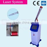 2015 vertical innovative Scarring removal and skin Resurfacing Carbon Dioxide fractional Laser machine portable