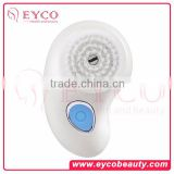 2016 Hot Selling Magic Electric Facial Brush Deep Cleansing Brush Silicone Clean Face Acne Massage Brush