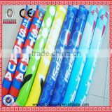 advertising PE bang bangs for match football clappers inflatable stick air bang stick inflatable cheering stick