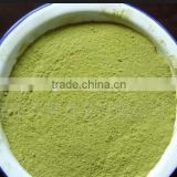 Health and high quality food freeze dried green asparagus powder
