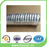 Aluminum foil air conditioning pipe/single tube