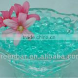 Wholesale aqua green decorative magic jumbo water bead