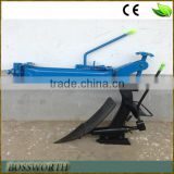 single way furrow plough for walking tractor