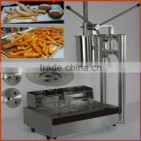 12 Model Homely Stainless Steel churro filler machine