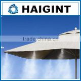 E0682 HAIGINT low pressure water air humidifier misting Cooling system Kit with brass mist nozzle