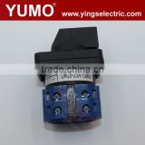 LW28-20 2P 690V 20A 3 positons Universal Changeover Switch Rotary Switch automatic electrical change-over switch