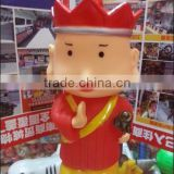 Clear Vinyl plastic Toys/ popular plastic toys for kids /plastic toys for hot sale