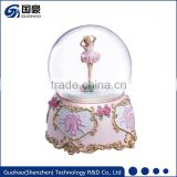 Kids Gift Ballet Snowglobes Collectors