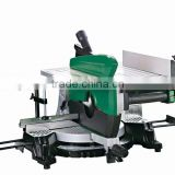 305mm 2000w Aluminum/Wood Cutting Bench Top Professional Electric Compound Miter Saw & Table Saw