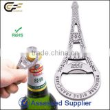 Beautiful Paris Eiffel Tower Shape Hot Sales Promotional Gift Custom Beer Bottle Openers