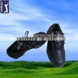 PU Leather Golf Shoes Without Spikes