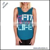 High Quality Oem Sports Gym Ladies Women Singlets