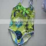 2014 Baby girls Swimming Wear One Piece infant swim suit Trade assurance supplier
