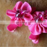 dog cat puppy hair bow clip wholesale lots headdress flower pets Cute gift