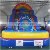 2017 newest inflatable slide/wave inflatable water slide/cheap inflatble water slide for sale