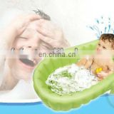 inflatable travel kids bath tube