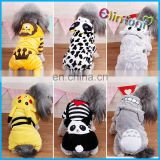 Elinfant cute pet clothes dog soft and comfortable clothes