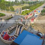 Inflatable outdoor obstacle course equipment boot camp inflatable obstacle course for sales