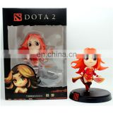 custom action figure dota 2 Lina toys plastic rude anime figure one piece