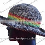 Wire Brim Hat HCWB 0037