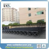 2018 RK Portable smart stage with industrial material for outdoor event