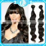 32 inch human hair extensions no shedding and tangle free long hair