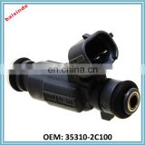 To Korean Car Market diesel Fuel Injector Injection Nozzle 35310-2C100 Original 353102C100