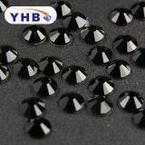 2018 YHB Jet colors rhinestone manufacturer Wholesale for dress Decoration