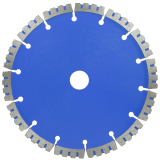 180mm Sintered Segmented Turbo Saw Blade