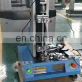 Customized Clamps Computerized Electromechanical 1/3/5KN Textile Yarn Tensile Strength Tester
