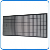 Mongoose Shaker Screens With 3 Layers /Oil Vibrating Sieves Mesh Steel Frame