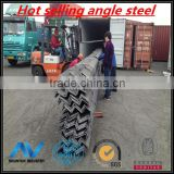 Hot rolled carbon anglel bar .steel angle bar. steel angle price Q235B equal and unequal steel angle