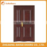 Happiness armored security doors customized high quality steel/safety door Cina factory price