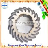 Changzhou Machinery Custom Helical bevel Gear / Herringbone Gear Assembly Transmission Parts for towing truck motorcycle engine
