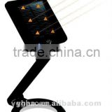 YGH366 LED table lamp with solar panel