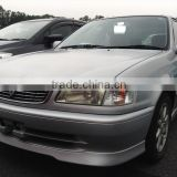 GOOD CONDITION SECONDHAND AUTOMOBILES FOR TOYOTA COROLLA 4D GT AE111 FOR SALE IN JAPAN