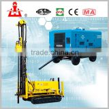 200m water drilling rig machine KW20