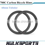 700c full carbon road bicycle rims Chinese carbon rim cheap carbon tubular rims bicycle carbon rims