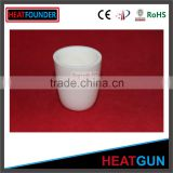 HOT SALE 99% HIGH PURITY CRUCIBLES FOR MELTING PLATINUM CRUCIBLE FOR IRON MELTING CRUCIBLE FOR ALUMINUN
