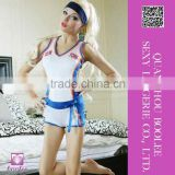 New hot style best quality sell well Sexy Basketball baby cheerleaders dress