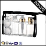 China wholesale merchandise WK-T-7 suit for travel bottle set