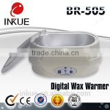 Fatory price hair removal wax hand and food spa single pot 1L wax warmer heater