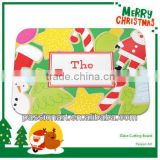 Chrismas Kitchen Decorative Christmas Cutting Boards