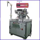 Nylon zipper coil zipper automatic slider mounting machine