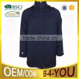 wholesale OEM design high quality man luxury apparel check quilt for man xxxl jacket navy blue jacket Large size jacket