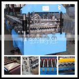 Automatic Galzed Corrugated Roofing Tile