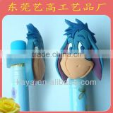 Promotional and lovely pvc pencil cover