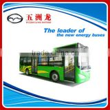 10.5 Meters Diesel & Battery Hybrid bus