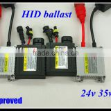 2013 Hottest Sale ! Defeilang Real Factory price HID super slim ballast 12V 24V 35W 55W 75W